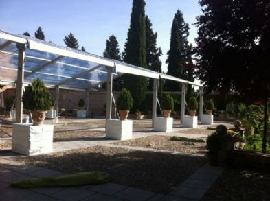 CARPAS TRANSPARENTES